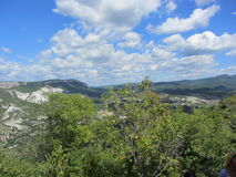 Krim berg Royaltyfria Bilder