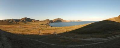Krim-Berge Stockfoto