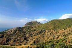 Krim bergen. Royalty-vrije Stock Afbeelding