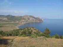 Krim bergen Stock Foto's