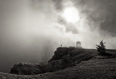 Krim bergen Royalty-vrije Stock Foto