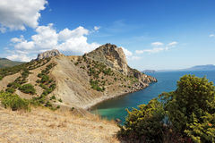 Krim-Küste Stockfotografie