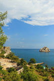 Krim landschap Stock Fotografie