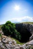 Krimhöhle Lizenzfreies Stockfoto