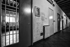 Kriminelle psychiatrische Klinik Lizenzfreie Stockfotografie