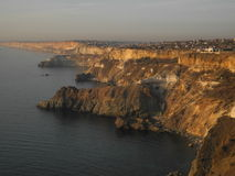 Krimkust Royalty-vrije Stock Foto