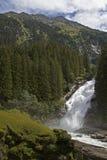 Krimmel Wasserfälle Stockfoto