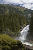 Krimmel Waterfalls Stock Photo