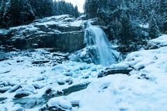 Krimml Cascades Stock Image