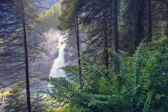 The Krimml Waterfalls stock photos