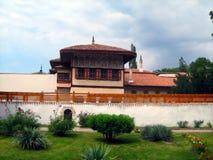 Krims gamla byggnad Arkivfoto