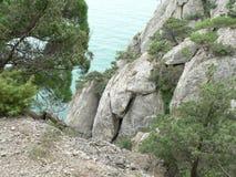 Krimschiereiland Stock Afbeelding