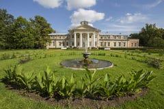 Krimulda manor in Sigulda, Latvia Stock Image