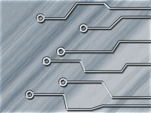 Kring vector illustratie