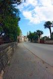 Kringa en Istria Fotografía de archivo libre de regalías