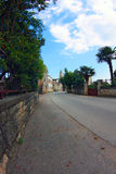Kringa in Istria Fotografia Stock Libera da Diritti