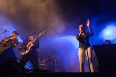 kriol τζαζ φεστιβάλ Απριλίου 1 Στοκ εικόνα με δικαίωμα ελεύθερης χρήσης