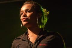 Kriol Jazz Festival on April 14, 2011 Stock Photos