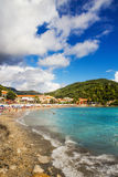 Krioneri beach, Parga, Greece Stock Photo