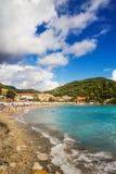 Krioneri beach, Parga, Greece Stock Photo