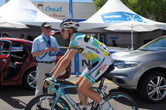Kris Boeckmans 2013 Amgen Tour of CA Royalty Free Stock Image