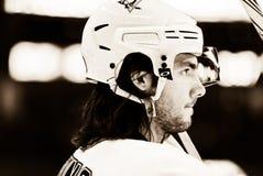 Kris Letang Pittsburgh Penguins Immagine Stock