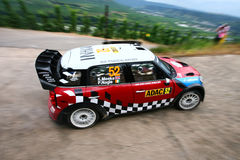 Kris Meeke and Paul Nagle Stock Photography