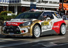 Kris Meeke - WRC - 04 Στοκ Εικόνες