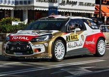 Kris Meeke - WRC - 04 Stock Photo