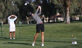 Kris Tamulis en el torneo 2015 del golf de la inspiración de la ANECDOTARIO imagen de archivo libre de regalías