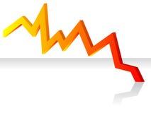 Krise Lizenzfreie Stockfotos