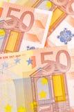 Krise im Euro-zone Lizenzfreie Stockbilder