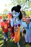 Krishna στοκ φωτογραφία με δικαίωμα ελεύθερης χρήσης