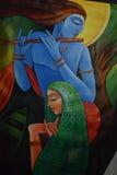 Krishna Στοκ Εικόνες