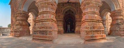 Krishna Chandra-Tempel, Kalna stockfotos