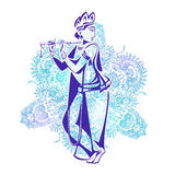 Krishna Gopalpriya Paramatma 2 Royalty Free Stock Photos
