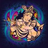 Krishna Gopalpriya Paramatma Royalty Free Stock Photography