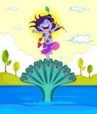 Krishna Janmashtami Stock Images