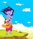 Krishna Janmashtami Royalty Free Stock Photos