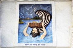 Krishna-Lila στοκ εικόνες