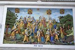 Krishna-lila Royalty Free Stock Images
