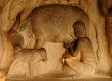 Krishna Mandapa Stock Image