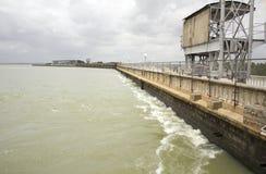 Krishna Raja Sagar Dam Photos libres de droits