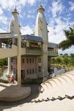 Krishna Tempel stockfotografie