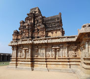 Krishna tempel på Vijayanagara Royaltyfri Bild