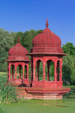 Krishna Temple Royalty Free Stock Photo