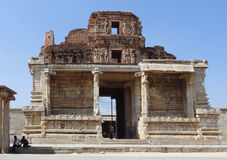 Krishna Temple at Hemakuta Hill Royalty Free Stock Image