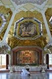Krishna temple Royalty Free Stock Image