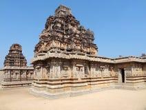 Krishna Temple at Vijayanagara Stock Photos