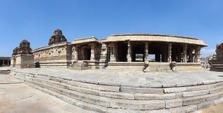 Krishna Temple at Vijayanagara Stock Image